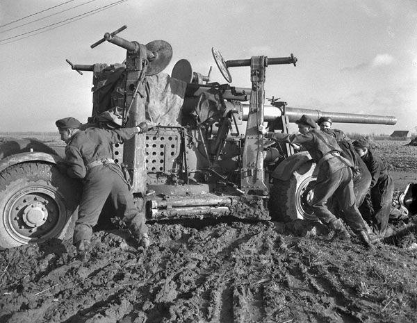 10th Heavy Anti-Aircraft Regiment, Royal Artillery