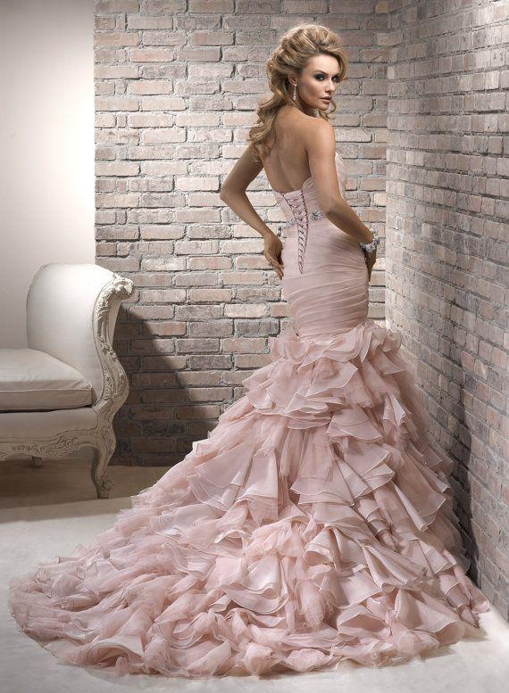 2013 new wedding dress/sweetheart lace up by Lemonweddingdress