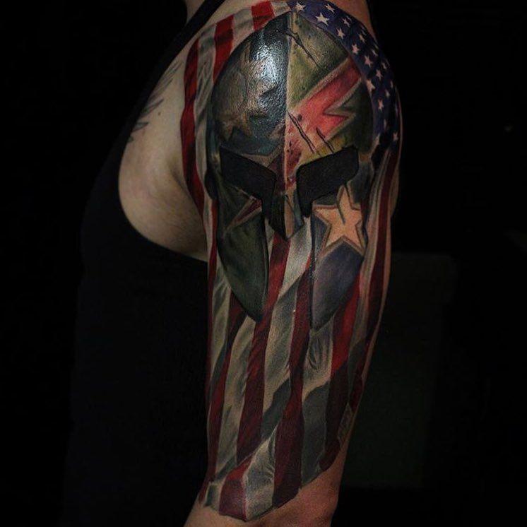 Artists nate andersonbearcat tattoo gallerylittle italy