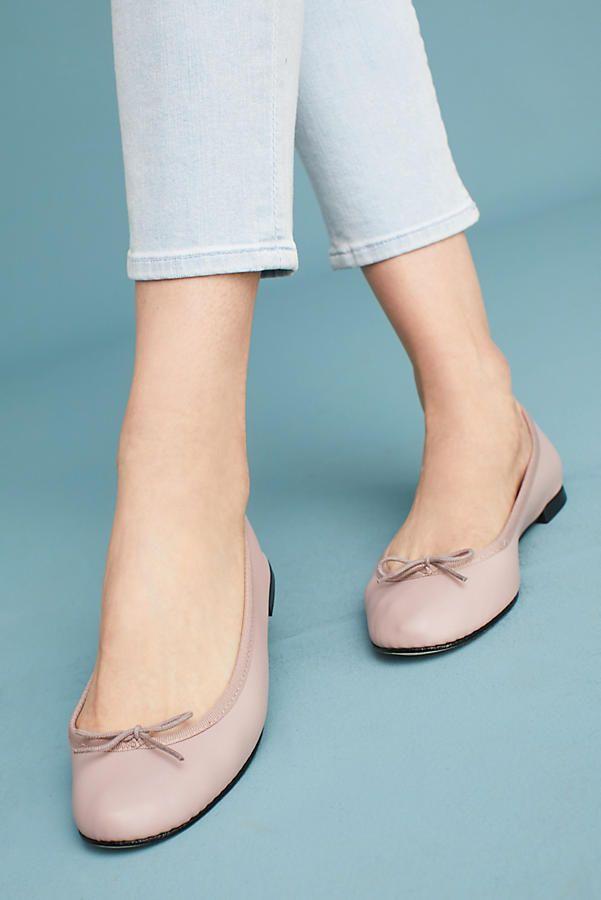 2166ec37056 Repetto Cendrillon Pink Ballet Flats | Shoes | Pink ballet flats ...