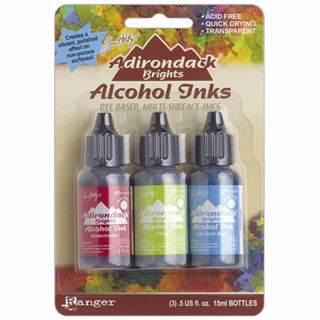 Ranger® Adirondack Alcohol Inks - Dockside Picnic
