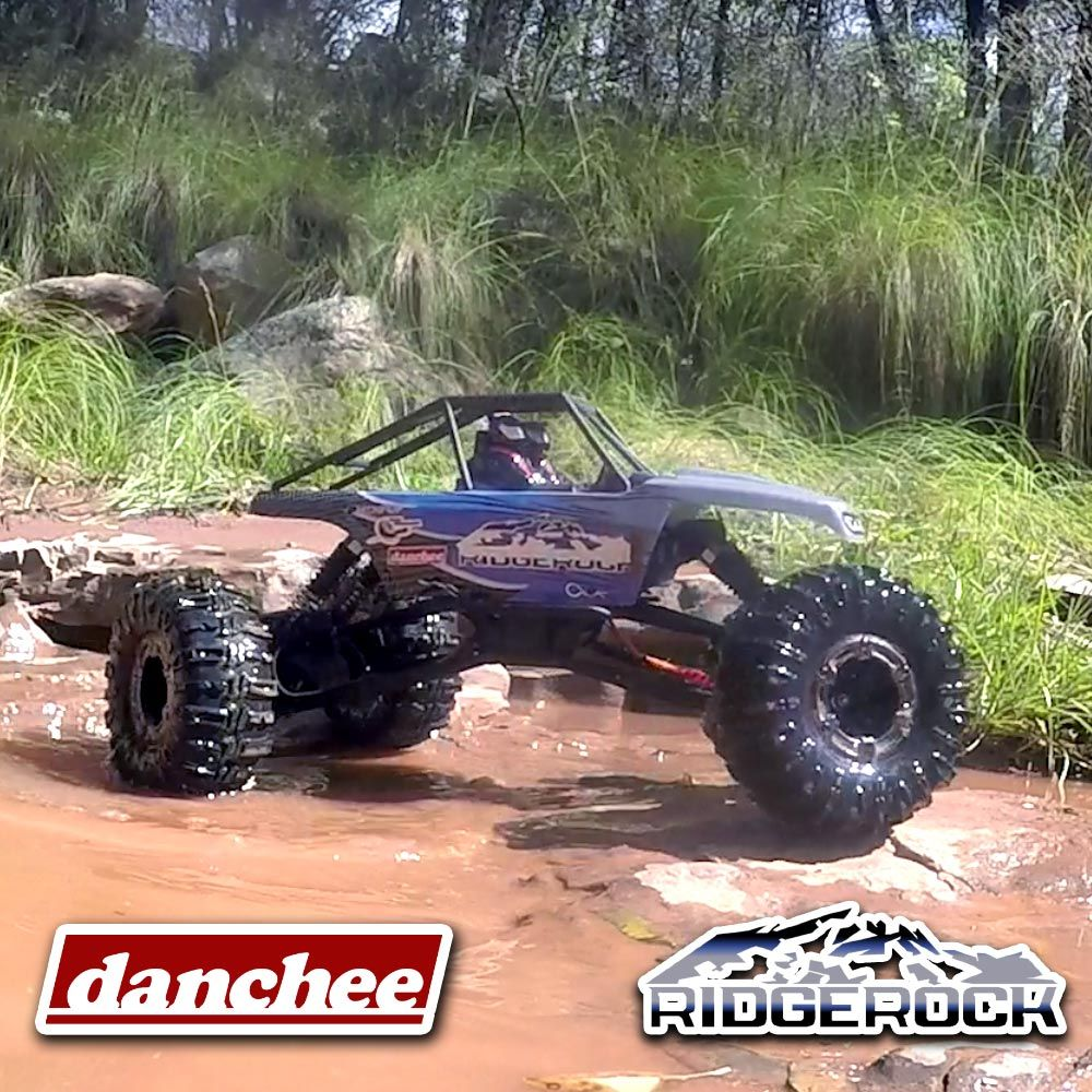 Danchee Ridgerock 1 10 Scale Electric Rock Crawler 4 Wheel Steering Rock Crawler 1 10 Scale Crawlers