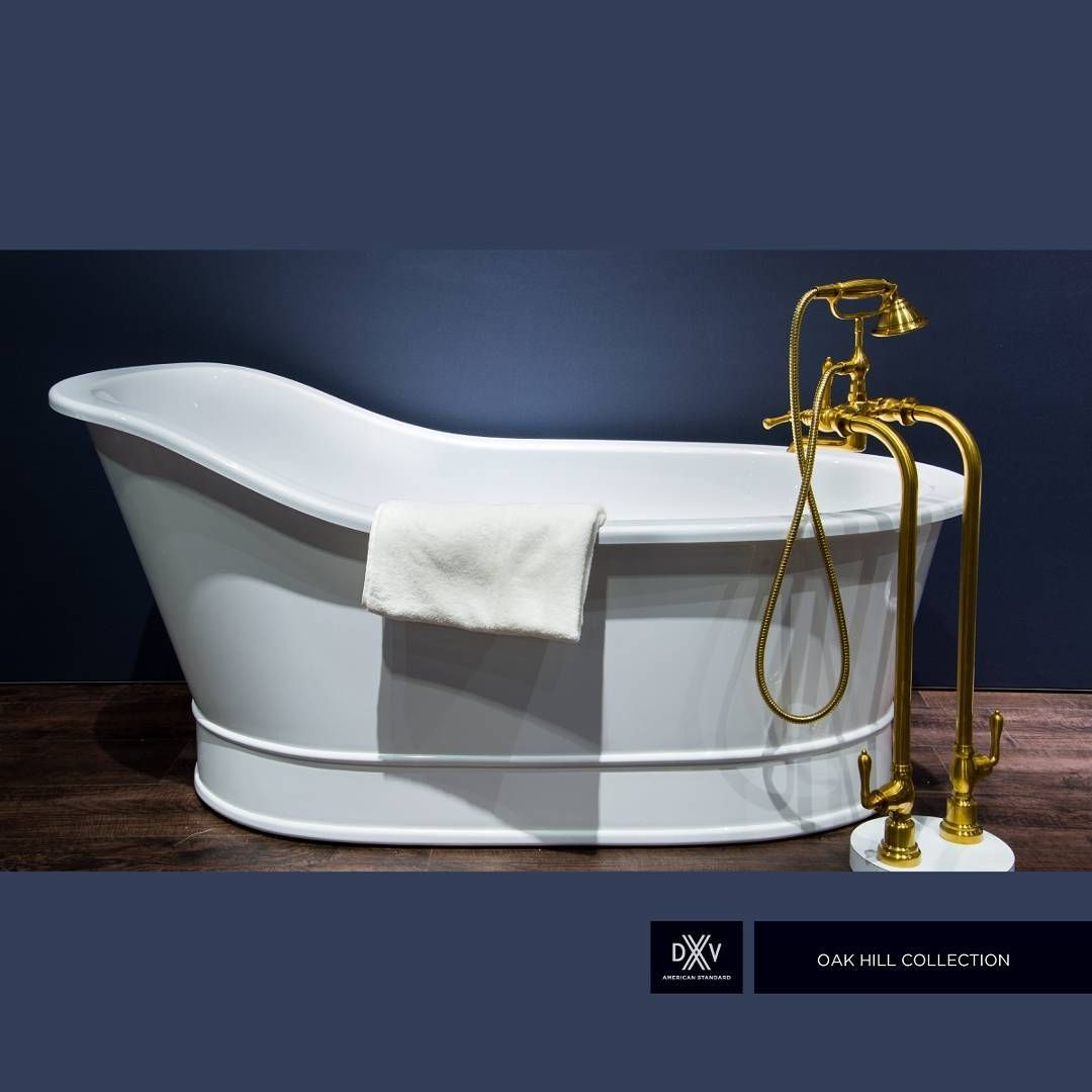 Aquatic Serenity 41 freestanding tub | Bathtubs | Pinterest ...