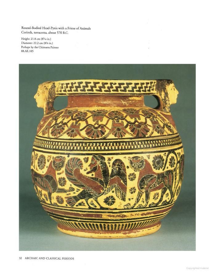 Masterpieces Of The J Paul Getty Museum Antiquities Ancient Greek Art Greek Pottery Greek Art