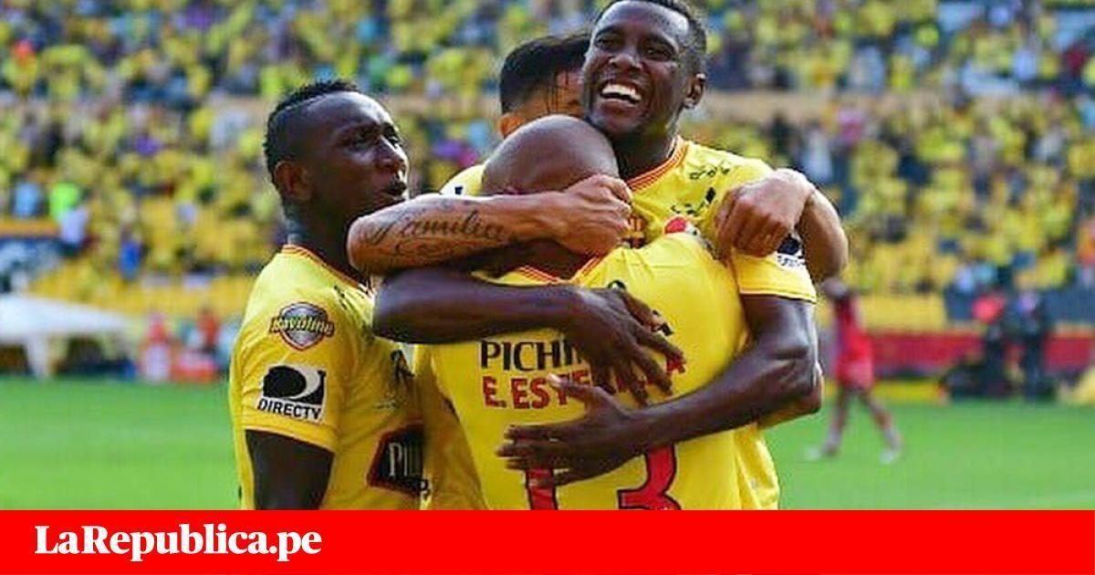 Barcelona vs Guayaquil City EN VIVO ONLINE chocan la