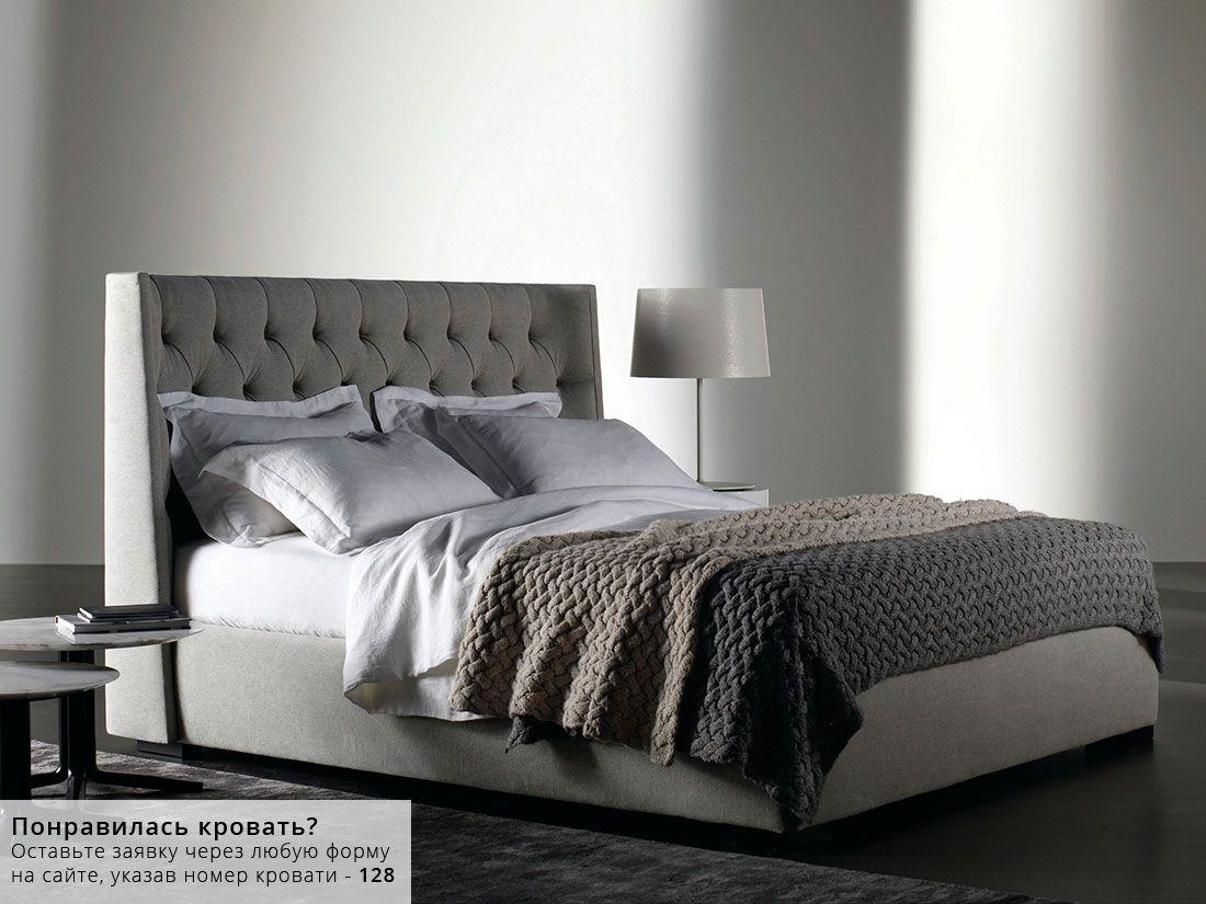 Купить двуспальную кровать в Минске под заказ Дизайны
