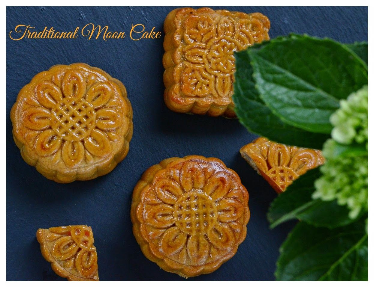 Indonesian Medan Food Traditional Mooncake Kue Bulan Makanan Resep Masakan Indonesia Kue Lezat