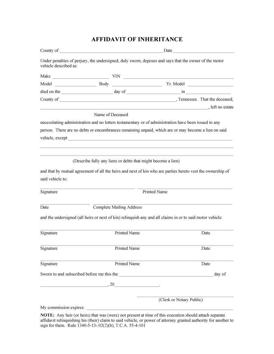 Affidavit Template 48 Sample Affidavit Forms Templates Affidavit Of Support Form By Templatelab Com Business Letter Template Templates Word Template