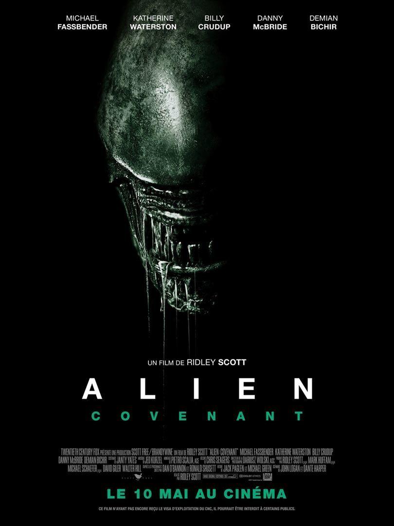 Alien Covenant Streaming Films En Streaming Vf Poster S