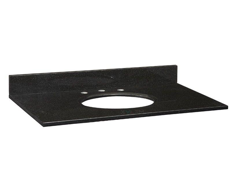 49 Black Granite Vanity Tops With Undermount Sink
