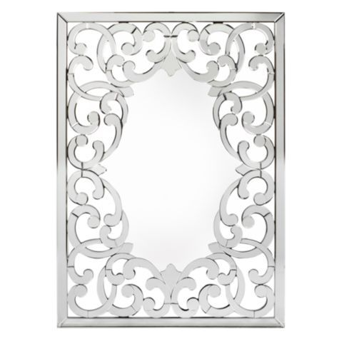 Chloe Mirror From Z Gallerie With Images Mirror Wall