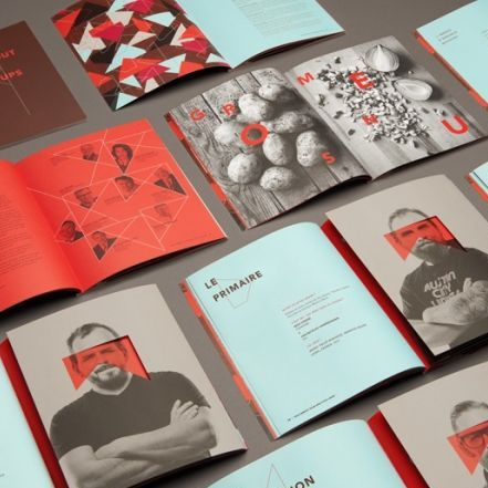Creative magazine designs to attract people's attention. #magazine #design #colourful #bright #editorial #layout