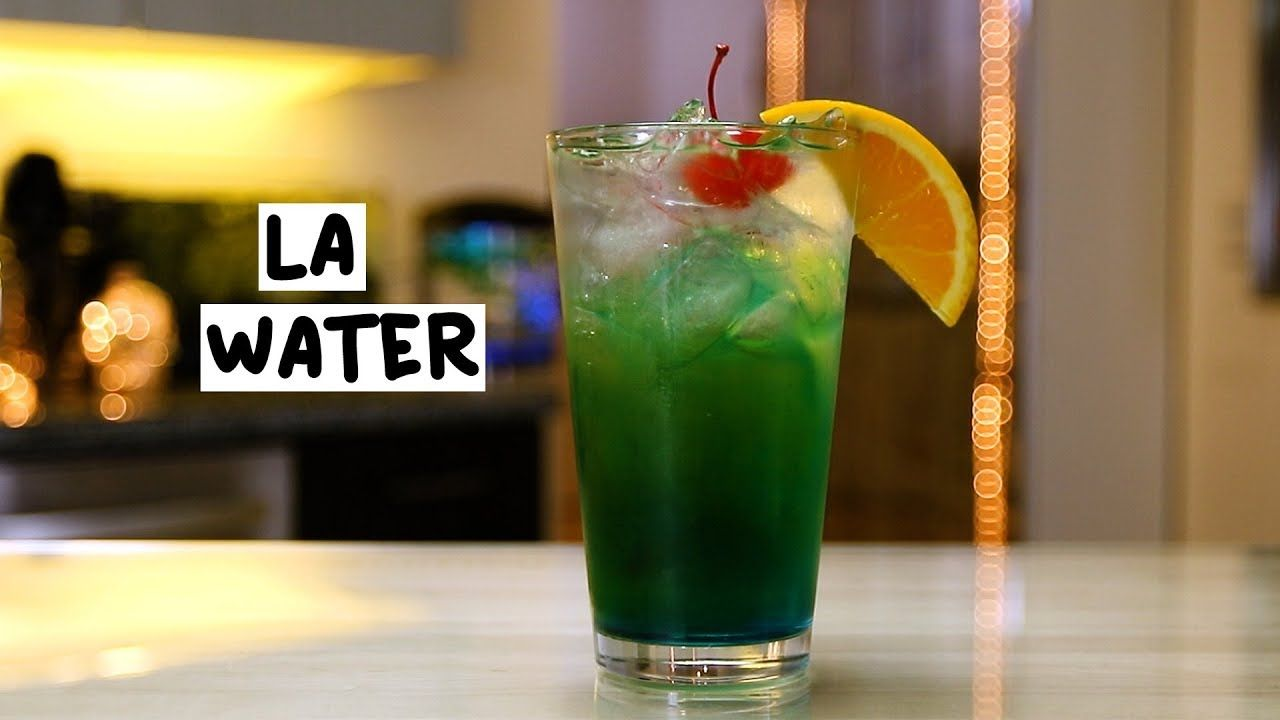 La Water Tipsy Bartender Recipe In 2020 Tipsy Bartender Tipsy Bartender