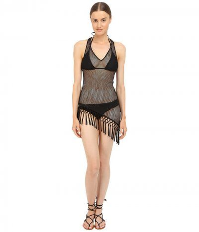 L'Agent by Agent Provocateur - Tasia Cover-Up (Black) Women's Swimwear