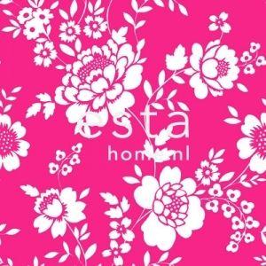 Iso ruusu tapetti pinkki