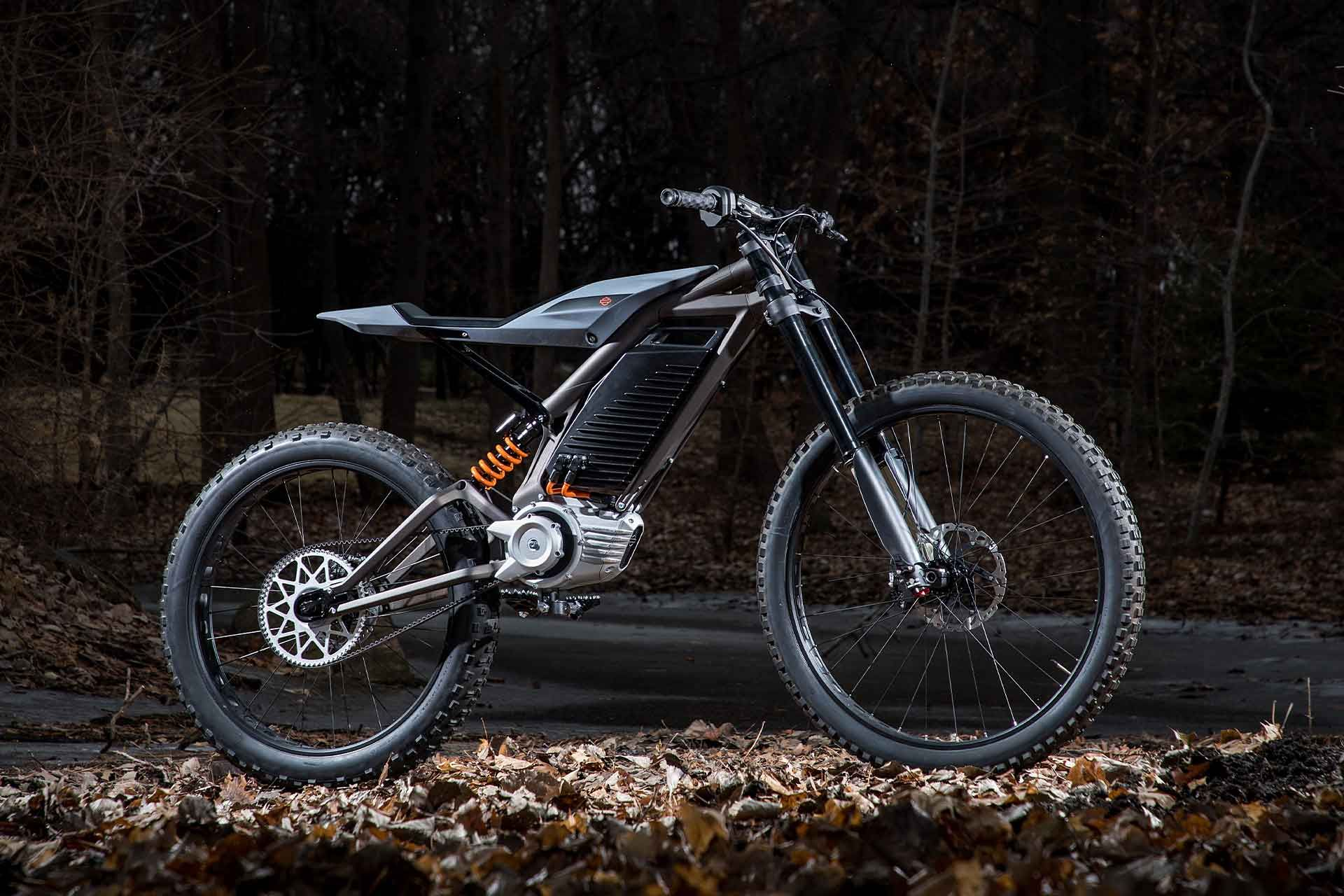 Harley Davidson Electric Bike Concepts Electric Motorcycle New