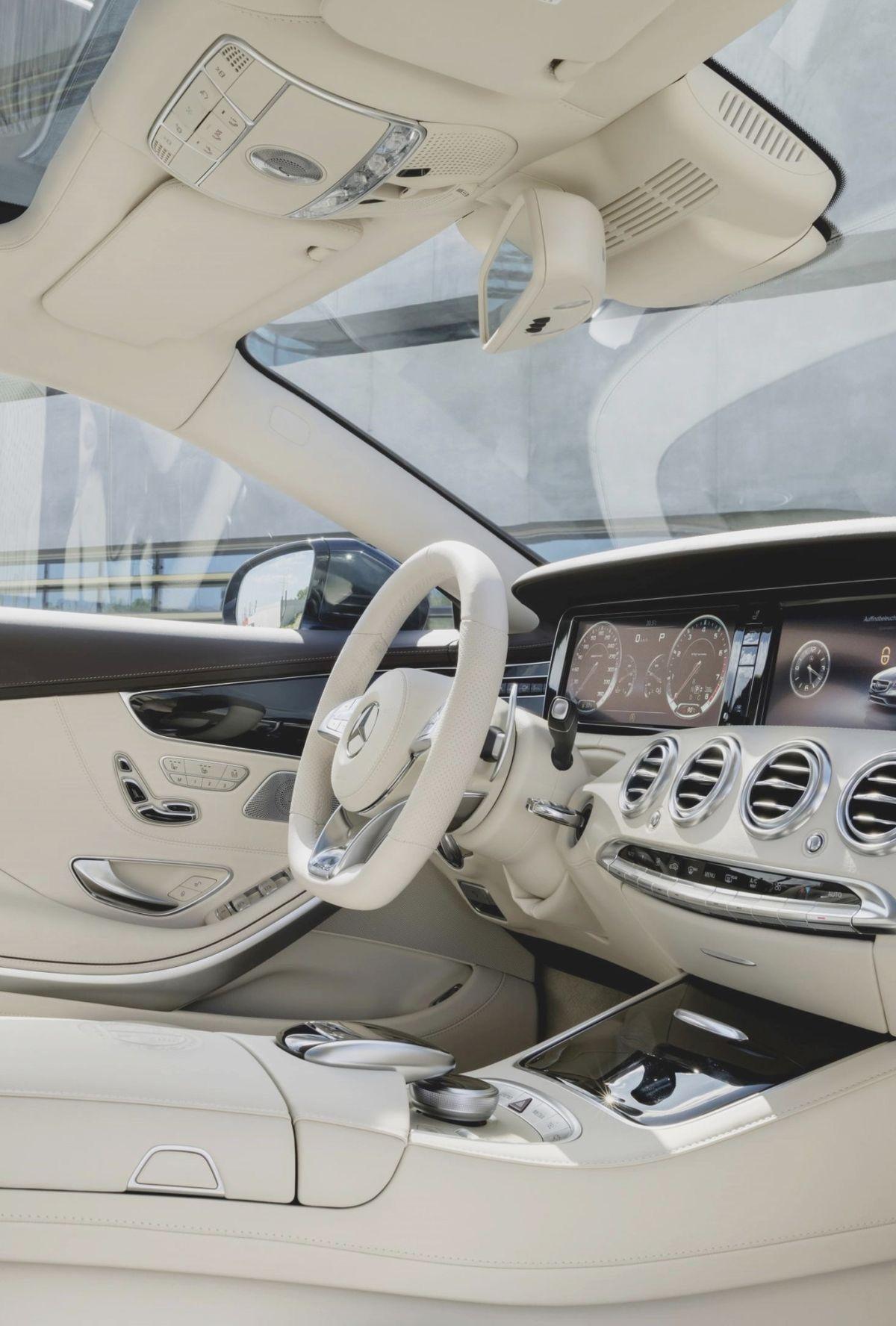 Mercedes C65 : mercedes, Mercedes, Coupe, Interior, Luxury, Interior,