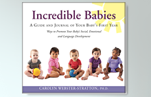 Incredible Babies Book by Carolyn Webster-Stratton #books