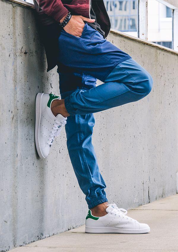 publish stan smith s streetwear pants adidas streetstyle