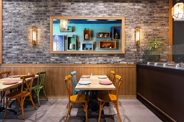 Home Cooking Restaurant Design