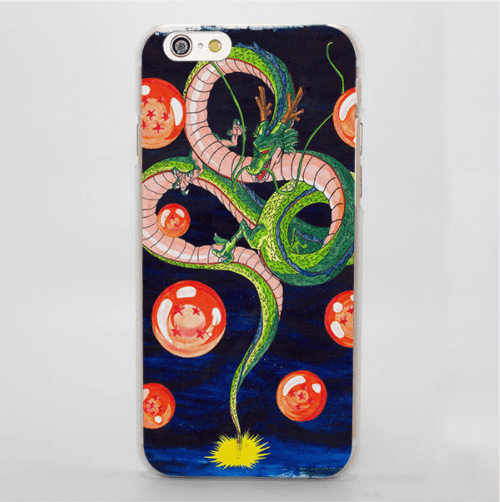 Dragon Ball Z DBZ Shenron Painting 2 iphone case