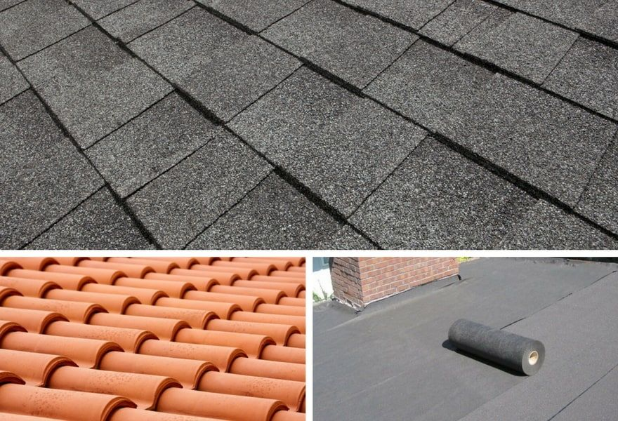 Roof Shingles Vs Tiles Vs Rolled Roofing Material Pros Cons Prices Etc In 2020 Roll Roofing Roofing Basics Installing Shingles