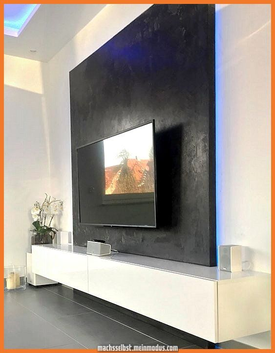 Photo of Incredible A perfect TV experience! Design your own TV wall – colorful m …