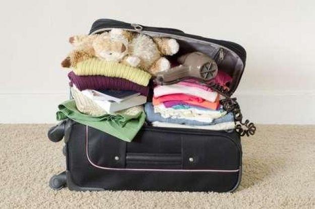 ¿Cómo empacar una maleta para vacaciones?