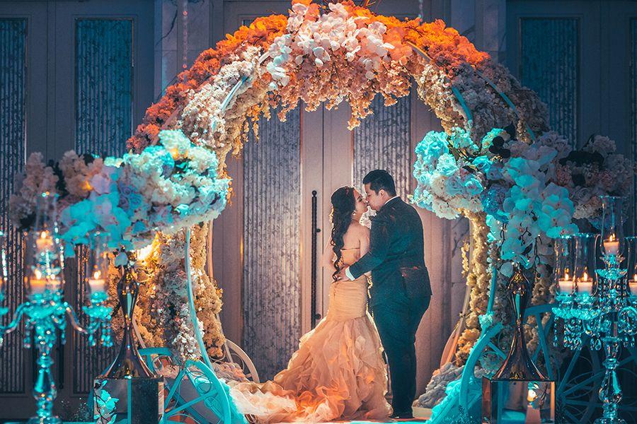 Eu Jhin And Michelle S Magical Fairy Tale Wedding Princess Wedding Theme Fairytale Wedding Decorations Fairytale Wedding Theme