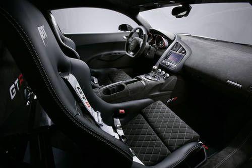 Abt R8 Gtr Interior Audi R8 Gt R8 Gt Audi R8 Spyder