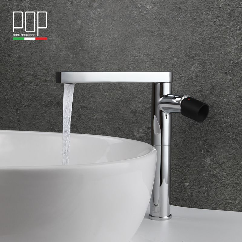 POP Brand new design Bathroom wash Basin mixer tap, matte black ...
