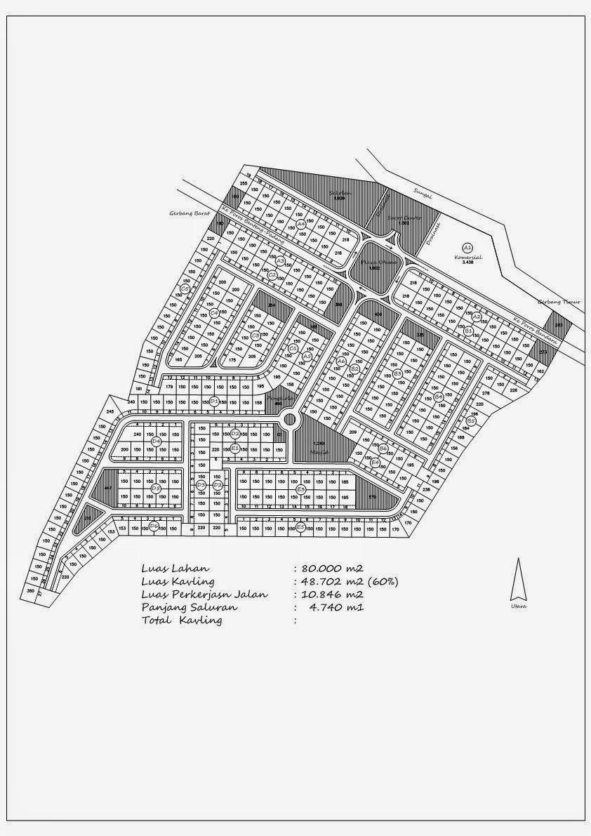Site Plan Kavling Gambar 3d Gambar Tempat Ibadah