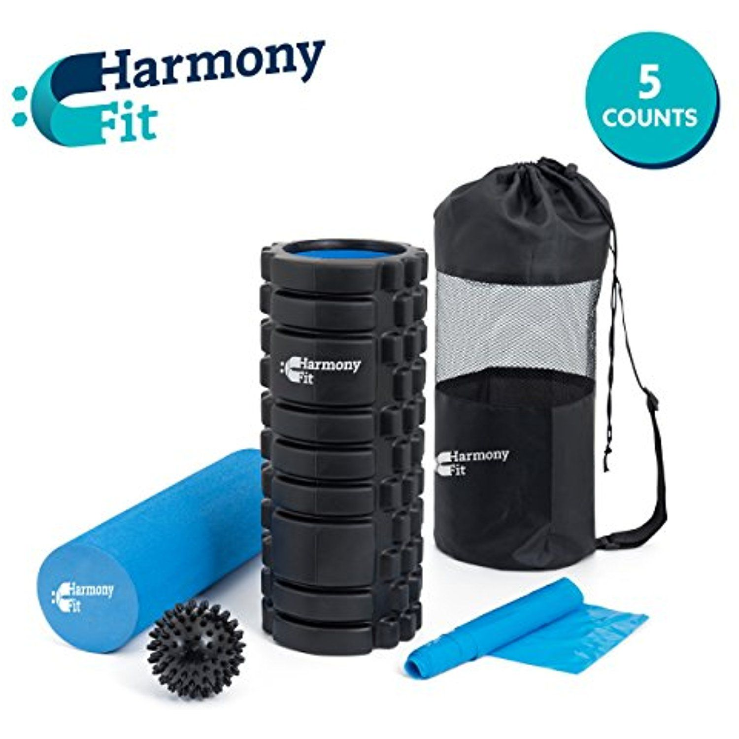 Trigger Point Foam Roller set 2in1 with Outer High