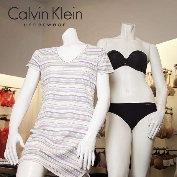 La calidad no se improvisa. Pijamas y ropa interior en Calvin Klein que nunca te decepcionará.