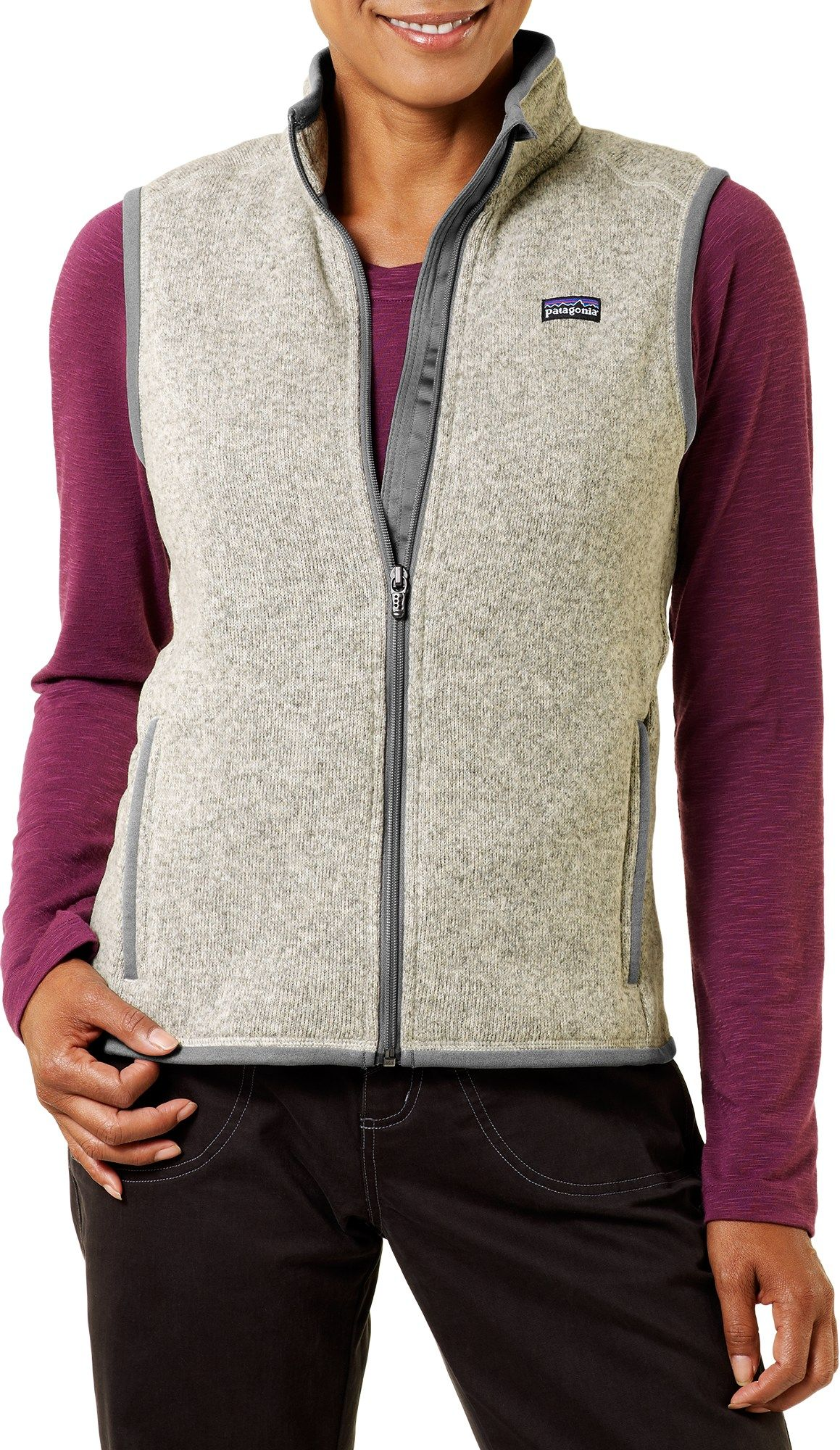 Patagonia Better Sweater Fleece Vest - Women's - Free Shipping at ...