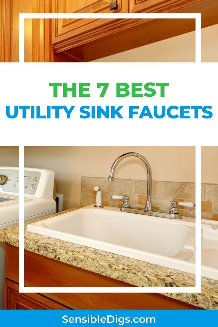 Utility sinks are wonderful things. If you want to ...
