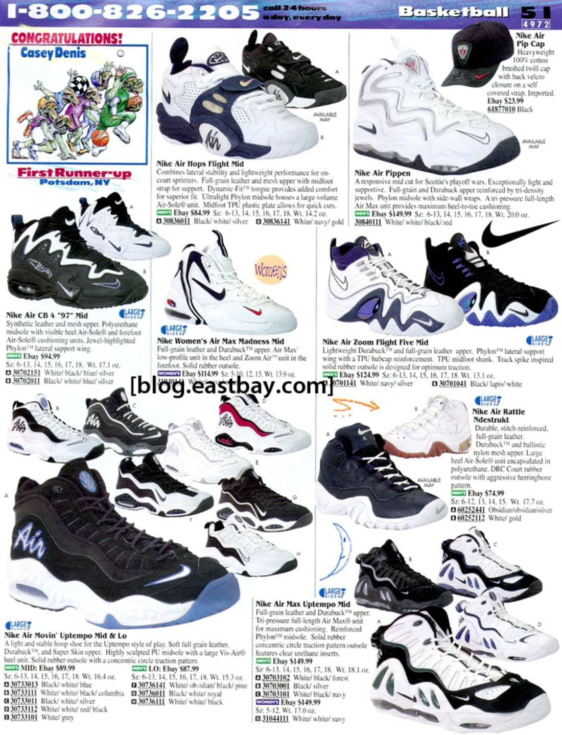 Catalogsnike Classic From Cb Sneakers Eastbay 25 Vintage 4 m8n0wN