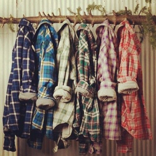 Flannel, yes.