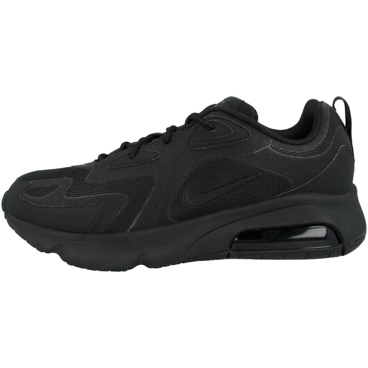 Nike Air Max 200 Women Schuhe Damen Freizeit Sneaker Turnschuhe black AT6175-003
