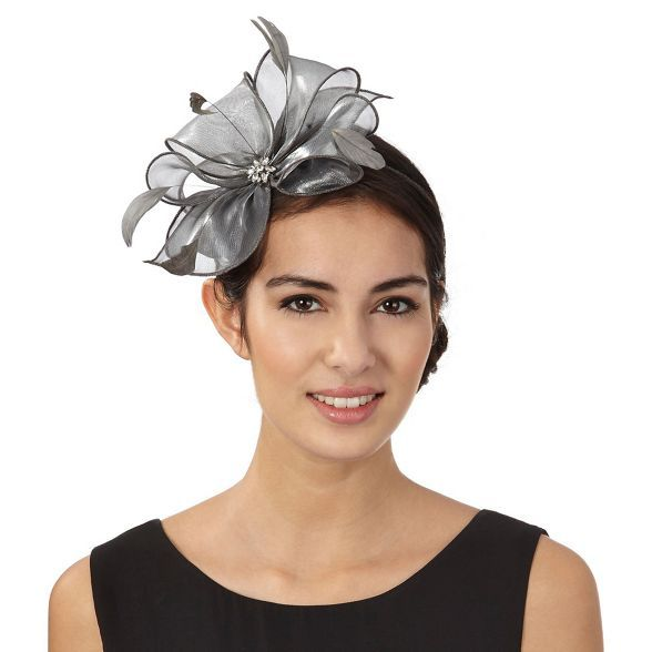 91bb0b0c59c Star by Julien Macdonald Lime flower fascinator