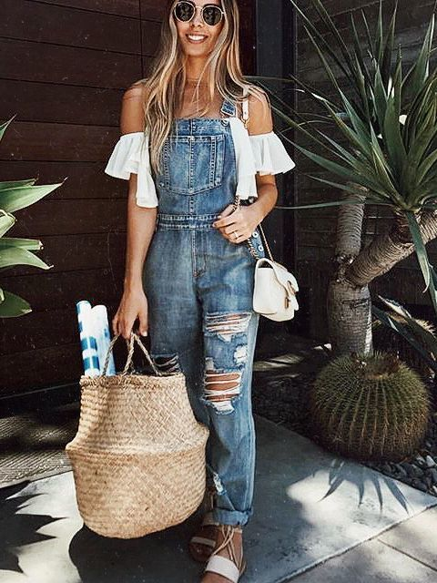 8d317c422548 off the shoulder top and overalls