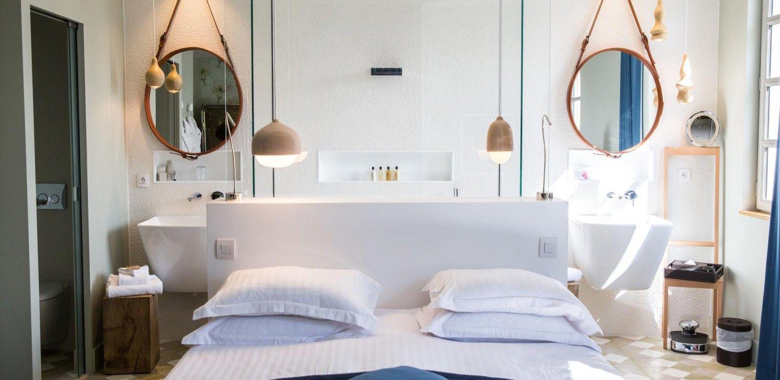 Chambres Hotel 5 Etoiles Provence Couvent Des Minimes Hotel Et