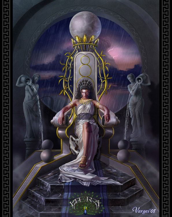 Hera By Varges On Deviantart Greek And Roman Mythology Greek Gods And Goddesses Gods And Goddesses