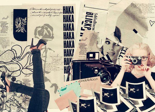 Vintage By Paulalaloca On Deviantart Vintage Collage Background Vintage Wallpapers Vintage
