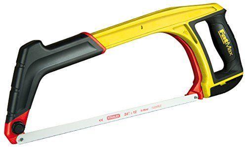 Stanley Fatmax 5 In 1 Multifunktionssage 430mm 0 20 108 Bugelsage Fur Metall Handsage Kurzsage Mit 45 Anschlag Einfacher Werkzeuglos Instrument Interer