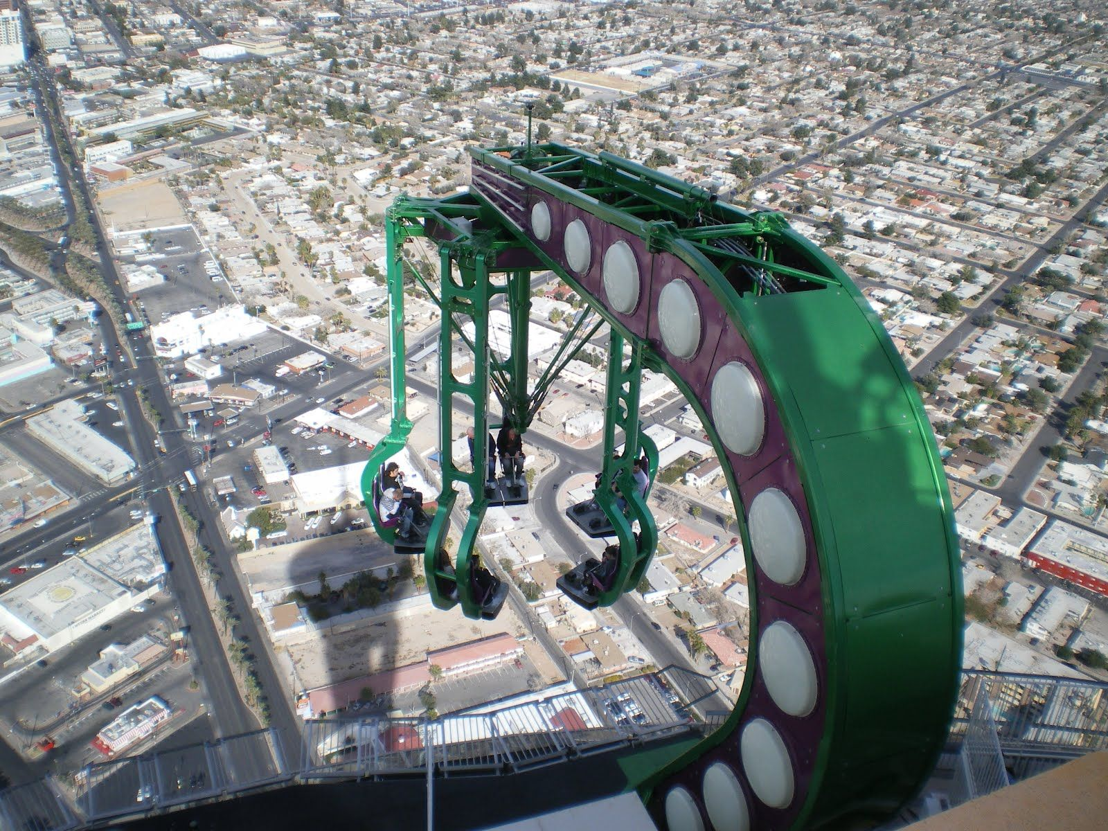 Top Adrenaline Attractions In The World Vegas Roller - 7 most extreme base jumping destinations in the world