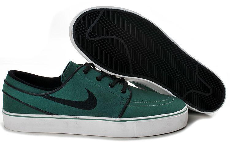 Nike SB janoski vert sombre | Nike sb janoski, Sneakers nike, Nike