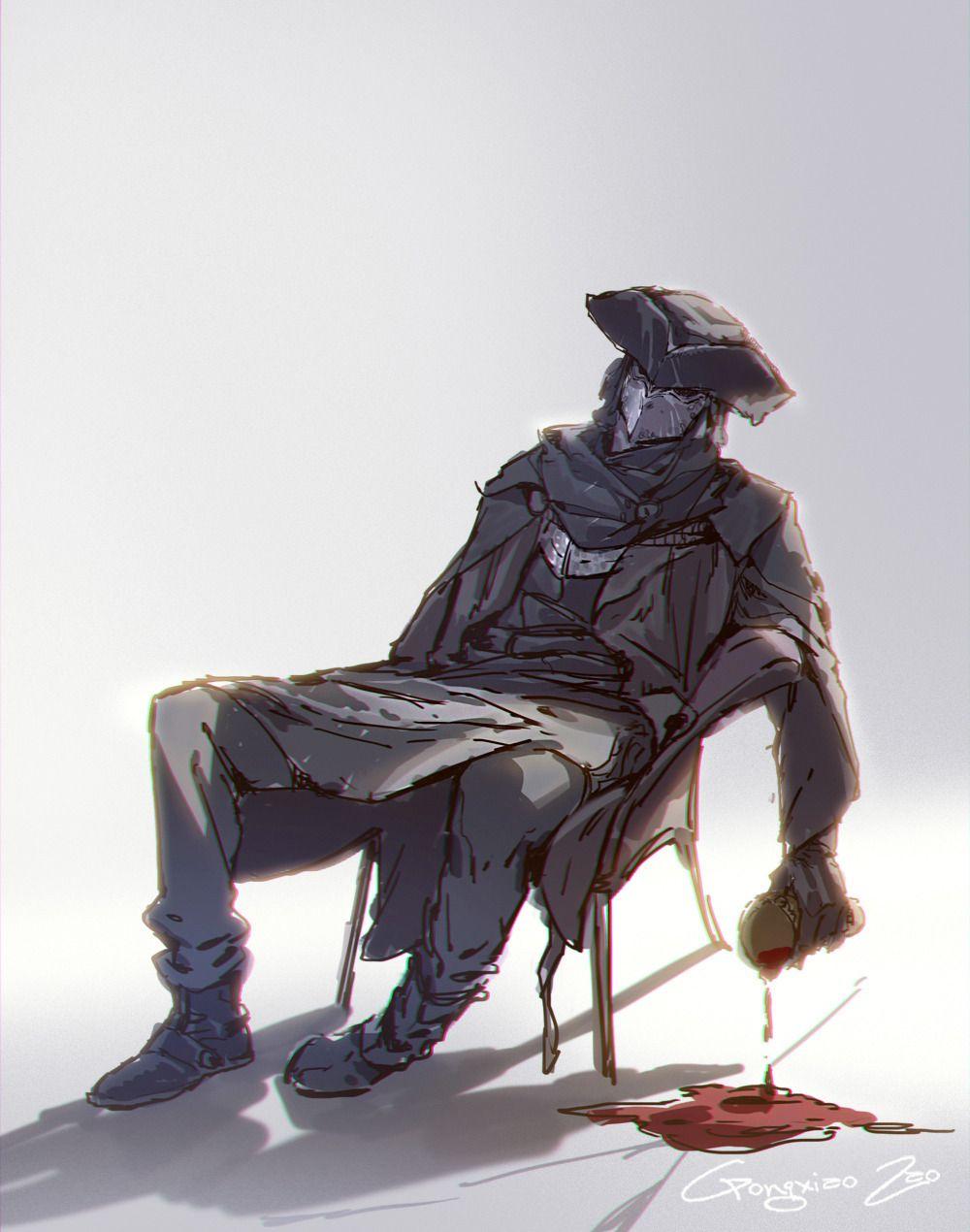 Dark Souls 3 Leonhard