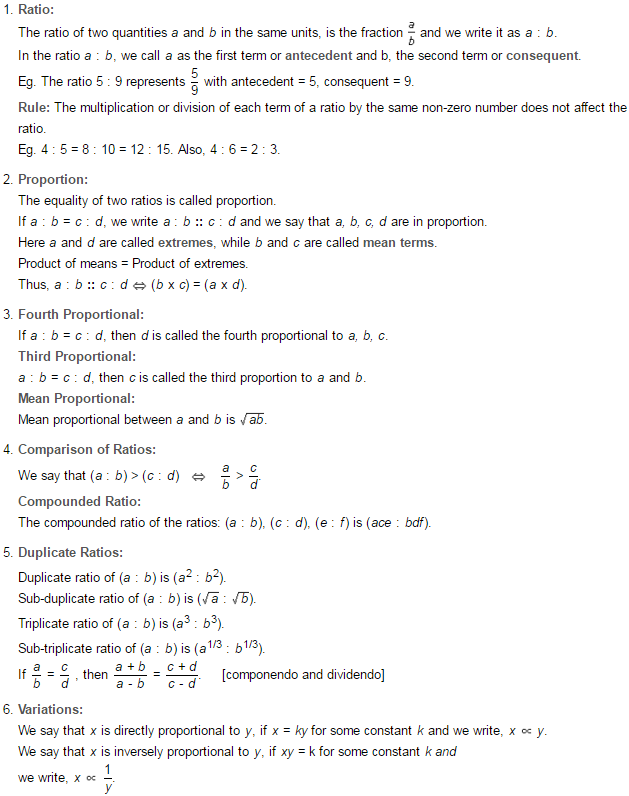 Ratio Proportion And Unitary Method Rs Aggarwal Class 6 Maths Solutions Exercise 10a Http Www Aplusto Ratios And Proportions Maths Solutions Class 6 Maths