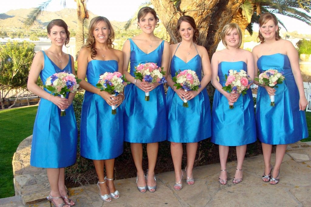 Different style of bridesmaid dresses - Super dress style